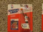 1988 Brad Daugherty Cleveland Cavaliers Starting Lineup basketball  rookie