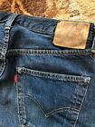 Levis Vintage Reproduction 501 XX BIG E Redline Selvedge Denim Jeans 30X32