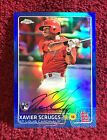 2015 Topps Chrome Baseball Cards 13