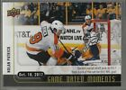 2017-18 Upper Deck Game Dated Moments Hockey Cards 7