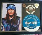 Axl Rose Among Rockers with Autographs in 2013 Topps Archives Baseball 5
