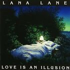 LANA LANE Love Is An Illusion - 1998 Version JAPAN Audio CD 2000 NEW