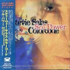STEVIE SALAS COLORCODE Sol Power JAPAN CD PCCY-01376 1999 NEW