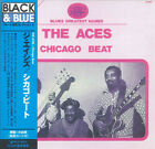 THE ACES Chicago Beat JAPAN CD PCD-5514 1999 OBI