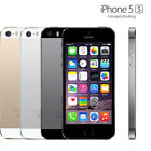 Apple iPhone 5S 16 32 64GB GSM Unlocked Smartphone Gold Gray Silver