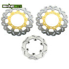 For KTM 640 LC4 Adventure 2004 2005 2006 2007 Front Rear Brake Discs Rotors Wave