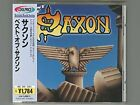 SAXON Best nwobhm w JAPAN CD TOCP-3417 1998 OBI
