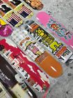 50 STICKERS EXTREMELY RARE Mark Gonzales KROOKED Skateboards NOS early 2000s