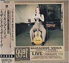 Cd Suzanne Vega Live - Making Noise From Japan Bt88