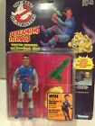 1980s Kenner The Real Ghostbusters Winston Zeddmore  Houndhowl Ghost Sealed