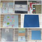 Close to my Heart Lot 2 9x9 Albums Card Kit Pages kits and Page Protectors