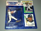 1993 STARTING LINEUP ERIC KARROS SPECIAL CARD SERIES FIGURE FACTORY SEALED.