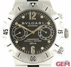 Bvlgari Diagono Professional Scuba SC38S Stainless Steel 38mm Men's Watch