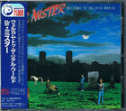 MR. MISTER Welcome To The Real World JAPAN CD BVCP-7357 1995 NEW