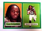 2012 Topps Football 1957 Rookies Green Guide 35