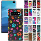 For Samsung Galaxy S10+ S10 Plus 64 Design Protector Hard Back Case Cover