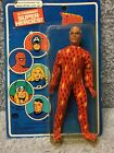 MARVEL HUMAN TORCH MEGO 1979 ORIGINAL VINTAGE TOYS ULTRA RARE FRENCH VERSION