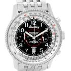 Breitling Navitimer Montbrillant Steel Automatic Mens Watch A35330