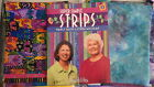 P730 Super Simple Strips Quilt Book by Possibilities + Fabrics For 2 Quilts