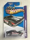 Hot Wheels 2013 Super Treasure 1967 Camaro Summit Logo with Real Riders VHTF