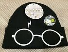 New Harry Potter Knit Cuff Hat With Glow Spectra Nwt