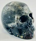 Mind Blowing 22 Pietersite Polished Crystal Skull Carving