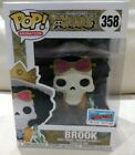 Funko Pop NYCC 2018 OFFICIAL STICKER Anime Shonen Jump One Piece Brook Exclusive