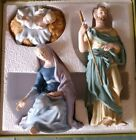 1991 Lenox Renaissance Nativity The Holy Family w original box