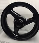 2000 Buell Thunderbolt S3 Rear Wheel Rim STRAIGHT Black Powder Coating