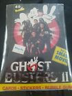 Ghostbusters 2 Movie Cards by Topps Full Wax Box (36) packs still sealed