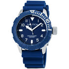 Nautica Blue Dial Silicone Strap Men's Watch NAD09517G
