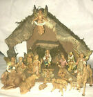 Fontanini 20 Piece 5 Nativity with Stable
