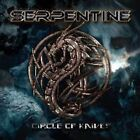 Circle of Knives by Serpentine (CD, Apr-2015, AOR Heaven)