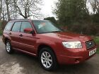 2007 SUBARU FORESTER 20ltr X AWD AUTO ESTATE GENUINE 60k FULL SERVICE HISTORY