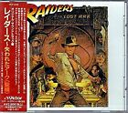 JOHN WILLIAMS Raiders Of The Lost Ark (Soundtrack) JAPAN CD VICP-8166 1998 NEW
