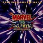GAME SOUNDTRACK Marvel Vs. Capcom JAPAN CD CPCA-1005 2001 NEW
