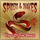 SPIDERS and SNAKES - YEAR OF THE SNAKE [CD]