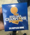 Golden State Warriors Replica 2015 Championship Rings & Trophies Seeing Strong Interest 10