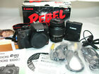 Canon EOS Rebel XS 1000D 101MP Digital SLR Camera Kit w EF S IS 18 55m