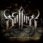 SAFFIRE - From Ashes to Fire / New CD 2013 / Melodic Hard Rock / Evil Masquerade