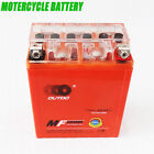12V YTX7L BS GEL Motorcycle Battery for Aprilia 150cc Mojito 2004 2005 Honda US