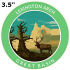 Great Basin National Park Series Embroidered Patch Iron-On Souvenir Explore