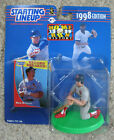 1998 Starting Lineup Mark McGwire St. Louis Cardinals Home Run History