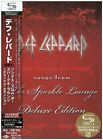 DEF LEPPARD Songs From The Sparkle Lounge JAPAN CD UICR-9025 2008 NEW