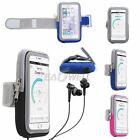 Universal Running Jogging Gym Arm Band Cell Phone Touch Screen Holder Case Bags