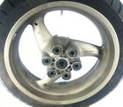 98 03 Ducati ST2 Rear Wheel Rim STRAIGHT (no tire) 17 x 5.5