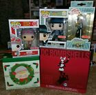Funko Pop Lot Target Exclusives Batman, Black Canary, Home Alone, DC bombshells