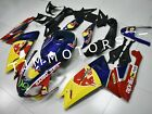 For Aprilia RS125 07-10 ABS Injection Mold Bodywork Fairing Plastic Kit Blue RB