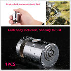 Mini Anti-Theft Bicycle Wheel Pressur Lock for Brake Disc Bike Security w/ 2 Key