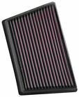 K&N Replacement Air Filter for Jaguar E-Pace / Land Rover Discovery # 33-3073